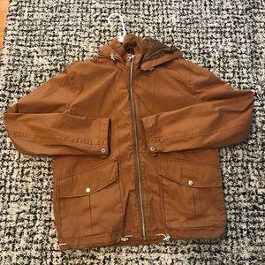 LOGG canvas jacket